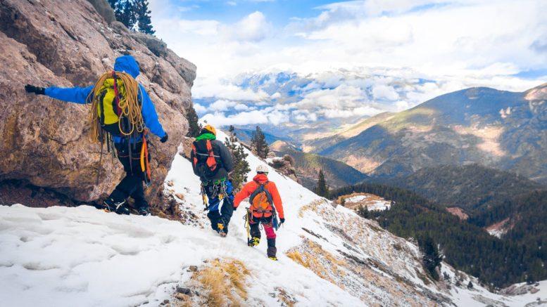 5 Benefits of Hiking