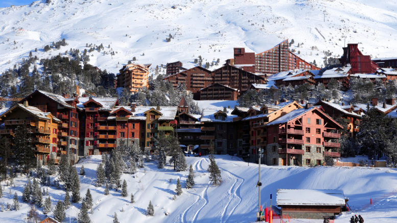 A Ski Resort Like No Other In The World